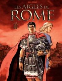 Enrico Marini - Les aigles de Rome Tome 2 : .