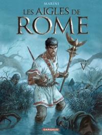 Téléchargement gratuit de livres audio en italien Les aigles de Rome Tome 5 par Enrico Marini 9782505055112 en francais RTF PDF DJVU