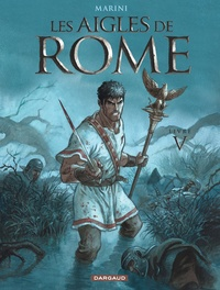 Real books pdf download Les aigles de Rome Tome 5 (French Edition)  par Enrico Marini 9782505065371