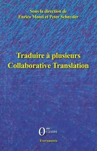Deedr.fr Traduire à plusieurs - Collaborative translation Image