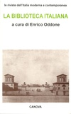 Enrico Oddone - La biblioteca italiana.
