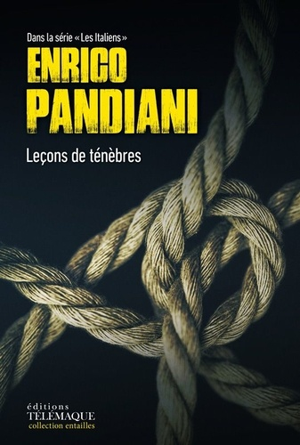 Enrico Pandiani - Les Italiens  : Leçons de ténèbres.