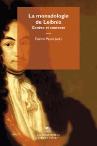 Accentsonline.fr La Monadologie de Leibniz - Genèse et contexte Image