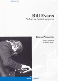 Enrico Pieranunzi - Bill Evans - Portrait d'auteur de l'artiste au piano.