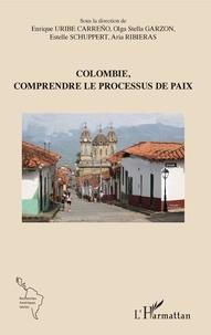 Enrique Uribe Carreño et Olga Stella Garzon - Colombie, comprendre le processus de paix.
