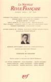 Enrique Vila-Matas et Gérard Macé - La Nouvelle Revue Française N° 569 (avril 2004) : Ecrivains de Finlande I.