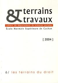 Cécile Vigour et Jérôme Pélisse - Terrains & travaux N° 6/2004 : Les terrains du droit.