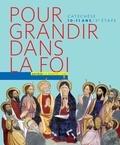 Enseignement religieux Paris - Pour grandir dans la foi - Deviens témoin par le don de l'Esprit Saint. Parcours de catéchisme 3e étape.