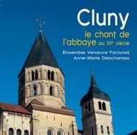 Ensemble Venance Fortunat et Anne-Marie Deschamps - Cluny - Le chant de l'abbaye au XIIe siècle.