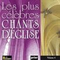 Ensemble vocal l'Alliance - Les plus célèbres chants d'église - Volume 4. 1 CD audio