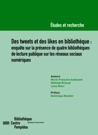 ENSSIB - Des tweets et des likes en bibliothèque.