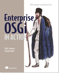 Enterprise Osgi in Action - With Examples Using Apache Aries.
