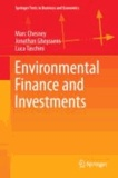 Environmental Finance and Investments.