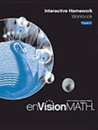 Envisionmath Interactive Homework Wkbk Gr 5.