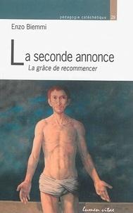 Enzo Biemmi - La seconde annonce - La grâce de recommencer.