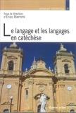 Enzo Biemmi - Le langage et les langages en catéchèse.