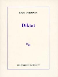 Enzo Cormann - Diktat.