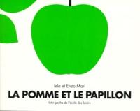 Enzo Mari et Iela Mari - LA POMME ET LE PAPILLON.