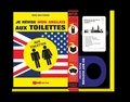 Enzo Matthews - Je révise mon anglais aux toilettes - Avec un door hanger et un jeu de cartes.