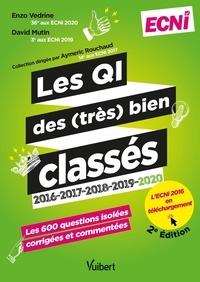Enzo Védrine et David Mutin - Les Questions Isolées des (très) bien classés 2016-2017-2018-2019-2020 - ECNi.