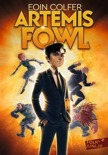 Artemis Fowl Tome 1
