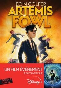 Ebooks à télécharger au Portugal Artemis Fowl Tome 1 en francais 9782075120944