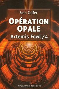 Ipod télécharger des livres audio Artemis Fowl Tome 4 FB2