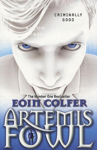 Eoin Colfer - Artemis Fowl.