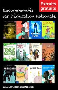 Eoin Colfer et Roald Dahl - Extraits gratuits - Recommandés par l'Éducation nationale.