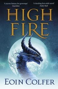 Eoin Colfer - Highfire.