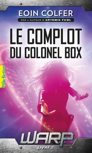 WARP Tome 2 Le complot du Colonel Box