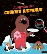 Eoin McLaughlin et Marc Boutavant - L'affaire des cookies disparus - L'anti-abécédaire.