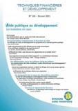 Jean-Jacques Gabas et Michel Vernières - Techniques financières & développement N° 105, Déc 2011 : Aide publique au développement - Les évolutions en cours.