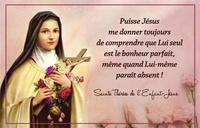 Ephèse diffusion - Images Sainte Thérèse de l´Enfant-Jésus.