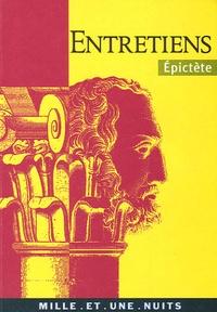 Epictète - Entretiens (anthologie).