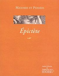 Epictète - Epictète Ier siècle de l'ère chrétienne.