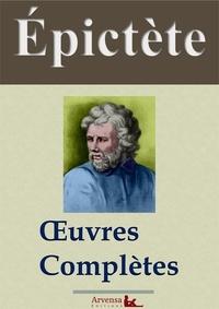 Epictète et Arvensa Editions - Epictète : Oeuvres complètes.