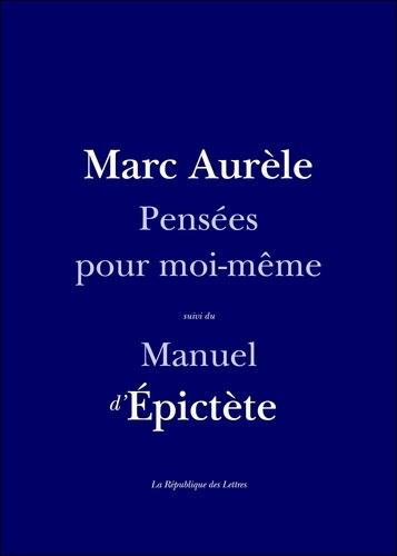 Pensées pour moi-même - Epictète Epictète, Marc Aurèle - 9782824904511 - 4,99 €