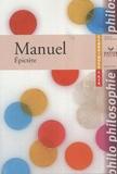 Epictète - Manuel.