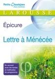 Epicure - Lettre à Menécée.