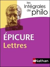 Epicure - Lettres.