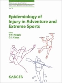 Epidemiology of Injury in Adventure and Extreme Sports.