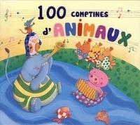 Bénédicte Carboneill - 100 comptines d'animaux. 1 CD audio