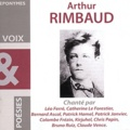 Arthur Rimbaud - Arthur Rimbaud. 1 CD audio