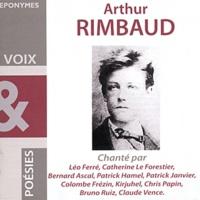 Arthur Rimbaud - Arthur Rimbaud. 1 CD audio