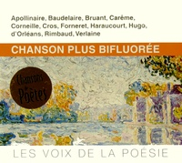 Chanson plus bifluorée - Chanson plus bifluorée. 1 CD audio