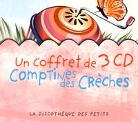 Rémi Guichard - Comptines des crèches. 3 CD audio