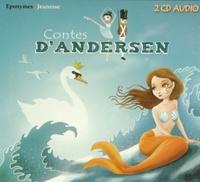 Hans Christian Andersen - Contes d'Andersen. 2 CD audio