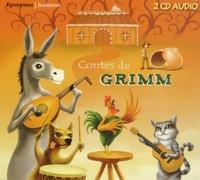 Jakob et Wilhelm Grimm - Contes de Grimm. 2 CD audio