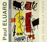 Paul Eluard - D'espoir et de tendresse. 2 CD audio
